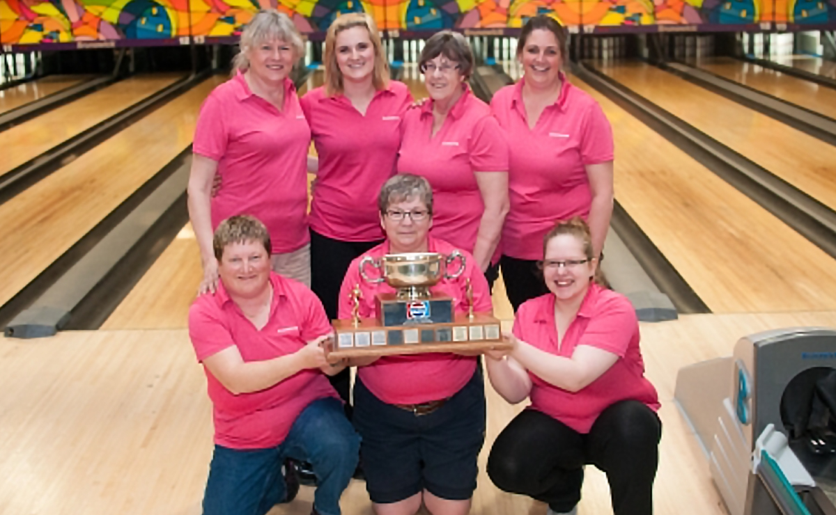 Kingswood Lanes captures the 2016 Ladies Provincial Bowling Championships