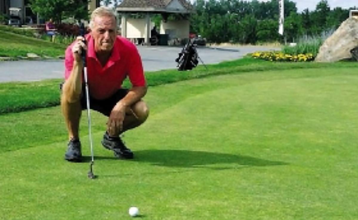 2016 New Brunswick Senior Men's Golf Championship at Kingswood - Round 1