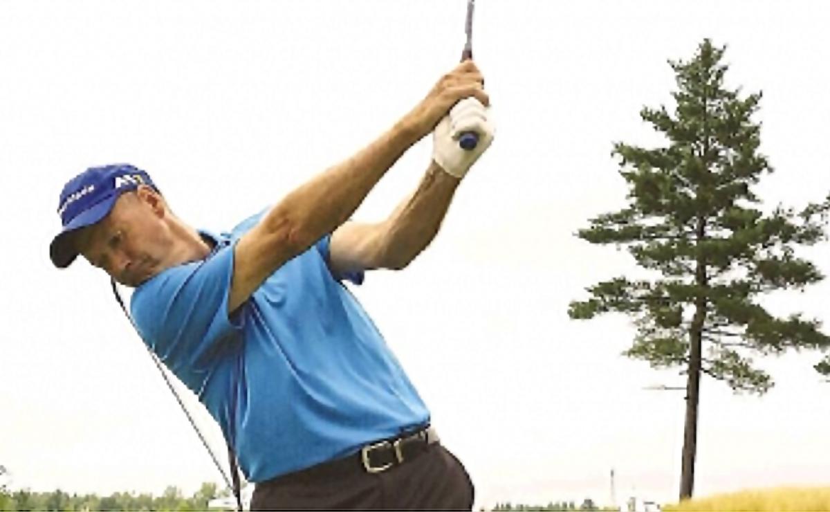 2016 New Brunswick Senior Men's Golf Championship at Kingswood - Round 2