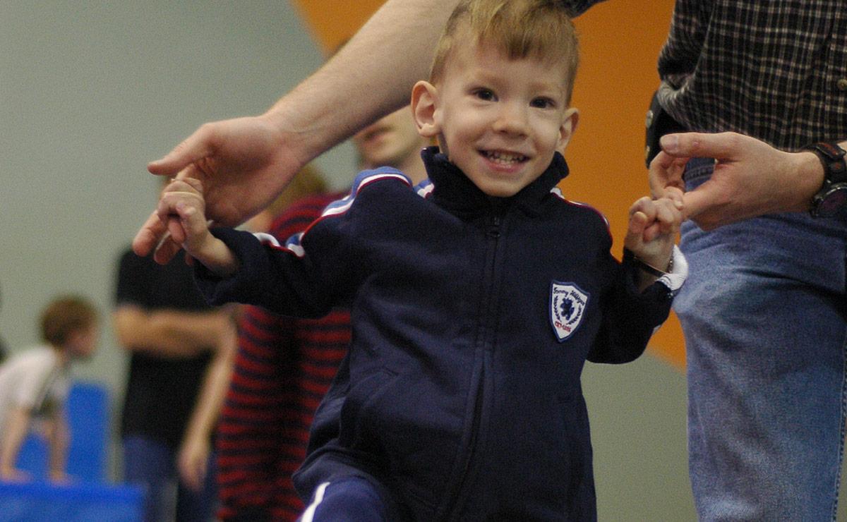 Preschool Open Gymnastics