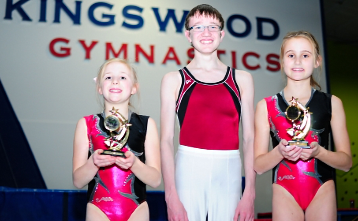 Kingswood Gymnasts Bounce their way to the Top at 2016 Nova Scotia Cup