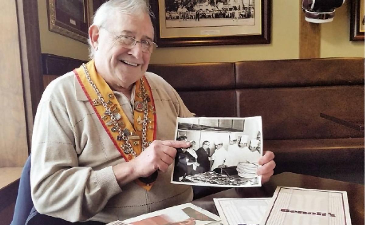 Chef Ben Tremblay retires after a long & impressive restaurant career