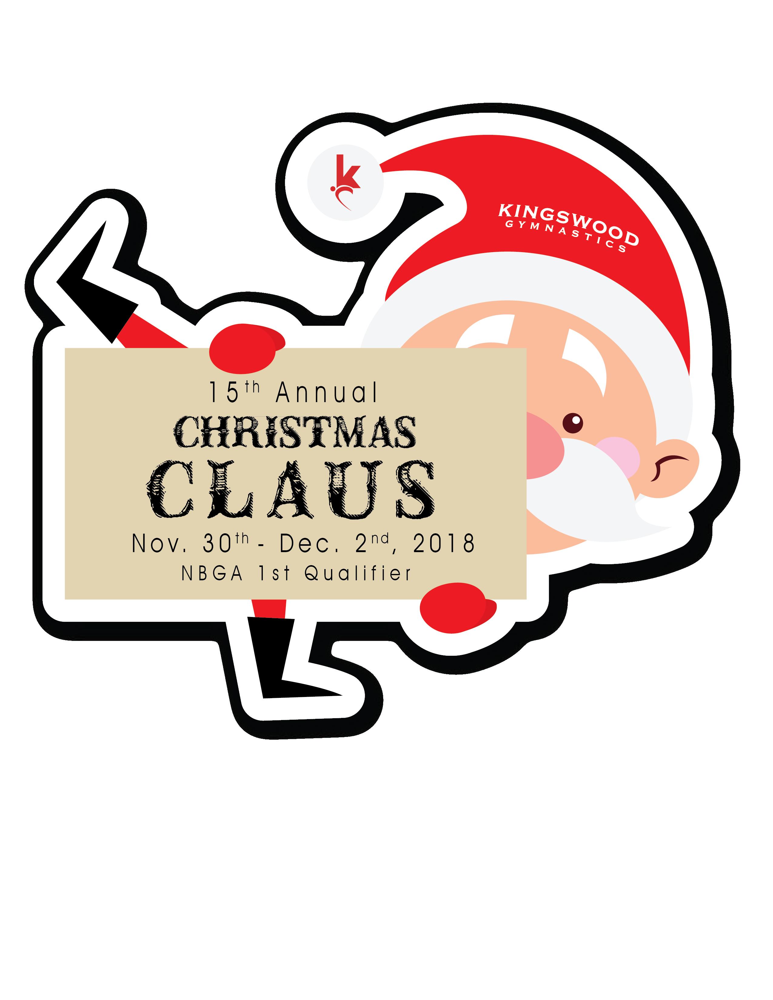 2018 Christmas Claus